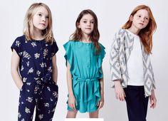 GIRLS / THE SPRING REPORT-EDITORIALS | ZARA Ireland