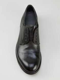 Officine Creative 'lexikon' Derby Shoes - Madison - Farfetch.com