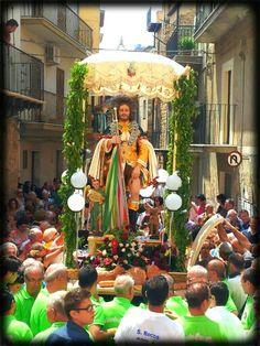 San Rocco, Butera, Sicilia,  Italia San Rocco, Religious Images, Sicily, My Dream, Saints, To Go, Icons, Dreams, Places