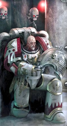The White Scars are a Loyalist Space Marine Chapter and one of the First Founding Legions of the...