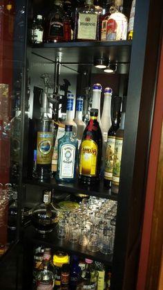 Ikea Liquor Cabinet Build In 2018 Liquor Cabinet