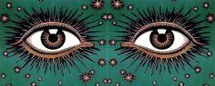 . Alphonse Mucha, Psy Art, Psychedelic Art, Trippy, Dark Art, Art Inspo, Cool Art, Art Photography, Illustration Art
