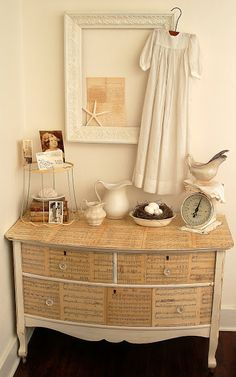 A Sheet Music Washstand | Miss Mustard Seeds Milk Paint