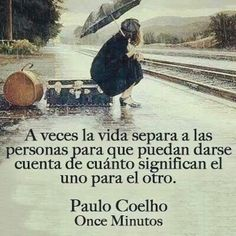 """Once minutos"", Paulo Coelho."