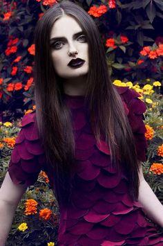 gothic, ethereal, outdoor shoot, photoshoot, fashion, dark fashion, gothic fashion, avant garde, haute couture