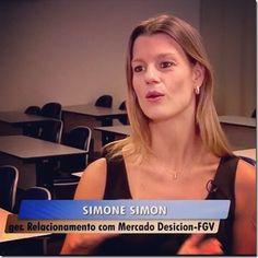 RS Notícias: Simone Simon, professora da FGV