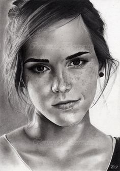 Emma WATSON by Sadness40.deviantart.com on @deviantART
