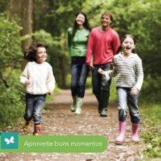 Aproveite os bons momentos. Uma caminhada no fim da tarde, um passeio com a família ou levar as crianças para brincar no parque :D Não vai faltar lugar para você curtir com a sua família! #JardimEntreRios #Família