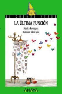 마지막 무대 | 10세 이상, 2012년4월 출간, 12,5 x 19 cm, 80 페이지 주제: 정의, 관용, 자존감, 협동, 우정,  수상내역: 2011년 스페인 제 30회 Vila d'Ibi 아동문학상 수상   저자소개: 모니카 로드리게스는 1969년 스페인 도비에도에서 태어났고 1993년부터 마드리드에서 살고 있다. 2007년 마드리드의 Ayuntamiento de Pozuelo de Alarcon 청소년 픽션상 수상, 2010년 스페인 말라가 아동문학상 수상, 그리고 2011년 <마지막 무대> 로 제 30회 Vila d'Ibis 아동 문학상을 수상했다.스페인의 외딴 섬에서 벌어지는 이야기다. 서커스의 어릿광대가 되고싶은 꿈을 안고 섬을 떠났던 소년이 이제 은퇴를 앞두고 마지막 무대를 보여주기 위해 고향으로 내려오면서 이야기가 시작된다. 가족의 반대에 몰래 집을 도망쳤던 그날 이후 한번도 돌아가지 않았던 고향...