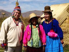 Indianie Uros z trzcinowych wysp Titicaca - Ja i świat - blog.ekologia.pl