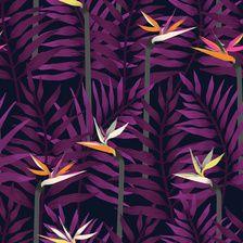 Palms Birds Paradise