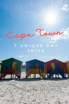 Planning A Trip To South Africa Cape Town Africa And South Africa - Exploring south africa 10 best day trips
