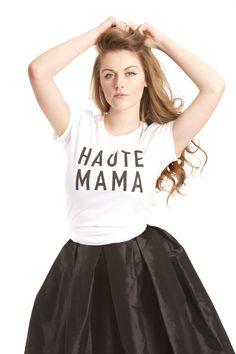Women's Haute Mama Graphic Tee