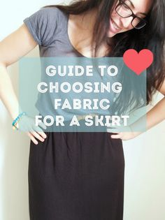 How to choose the right fabric for a skirt