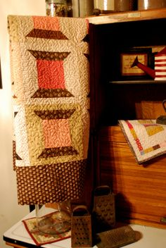 Tattered Threads & Willing Hands: quilts