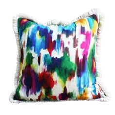 I pinned this Aurora Pillow from the Kim Salmela event at Joss and Main!