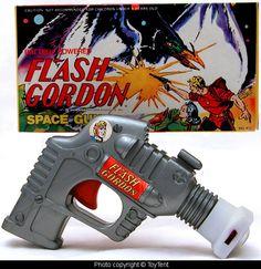 Flash Gordon Space Gun by toytent, via Flickr