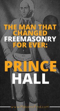 A Short History of Prince Hall Masonry!
