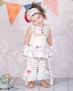 Every little girl needs this vintage inspired Giggle Moon Wedding Bells Swing Set! Easter Dresses For Kids, Easter Outfit For Girls, Cute Outfits For Kids, Moon Wedding, Wedding Bells, Baby Wedding, Baby Girl Fashion, Kids Fashion, Spring Fashion