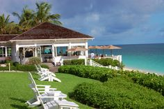 One and Only Ocean Club Bahamas - This was our favorite vacation spot - Pre-Kids. Until we meet again...