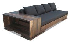 Wooden Sofa | Sofa-A.com