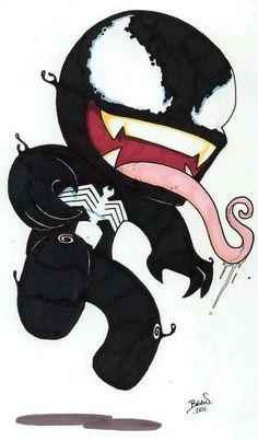 Symbiont venom chibi