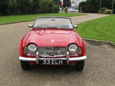 eBay: Triumph TR4 1962 UK car #cars #1960s