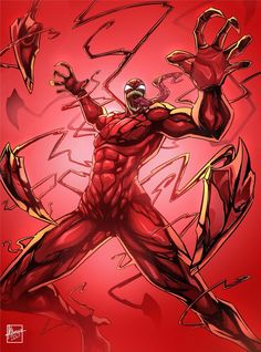 Avengers Characters, Marvel Comic Character, Marvel Villains, Marvel Heroes, Mask Guy, Symbiotes Marvel, Spider Carnage, Iron Man Avengers, Animation Sketches