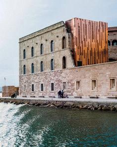 Moderne Architektur eines Museums #modernearchitektur #moderne #architektur