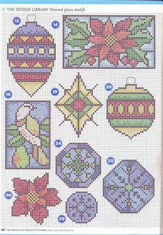 Gallery.ru / Фото #33 - The world of cross stitching 144 - tymannost