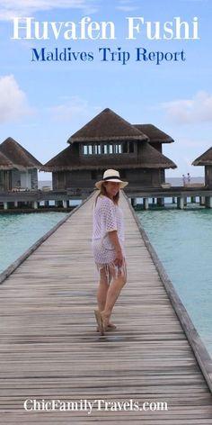Maldives Trip Report at Per Aquum Huvafen Hotel #Maldives #travel #huvafenfushi…