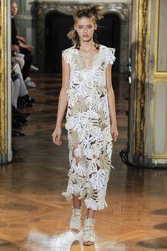 Véronique Leroy ready-to-wear spring/summer '16:
