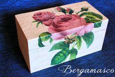 handmade box for the tea