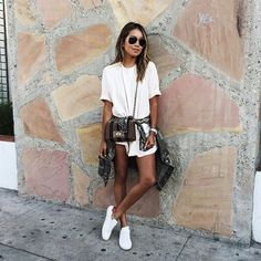 Julie Sariñana @sincerelyjules Always in sneakers Instagram photo | Websta (Webstagram)