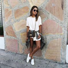 Julie Sariñana @sincerelyjules Always in sneakers Instagram photo | Websta (Webstagram)