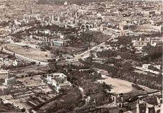 Il Circo Massimo, il Palatino e la Passeggiata Archeologica inizio '900
