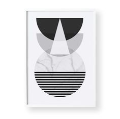 'Geo Mono' is a minimalistic play on shapes and textures which will add style to any area of the home. High Quality Print on 350GSM matte card. Available in A3 and A4 sizes. Larger sizes or custom font colours available upon request.-Frame and accessories not included.-Shipping Charge is for regular mail. Tracking is not included in this charge and there is no signature required upon delivery.-Orders will be shipped on Tuesday and Friday.-Orders will be shipped in ...