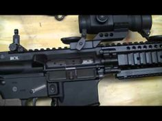 """BCM 16"""" Middy AR15 Overview - http://fotar15.com/bcm-16-middy-ar15-overview/"""