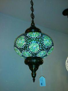 Turkish lamp, Bohca Bazaar, Petaluma