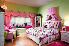 that's kind of nice Girls room