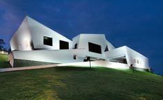 Casa Museo Guayasamin by Diego Guayasamin (Cumbayá, Provincia de Pichincha, Ecuador) #architecture