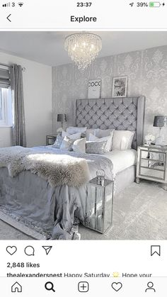45 Best Glass Bedroom Furniture Ideas In 2021 Mirrored Furniture Furniture Bedroom Furniture
