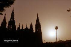 Nuevo aviso amarillo por calima, Gran Canaria, Lanzarote y Fuerteventura el jueves 29 de diciembre ...