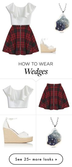 """""""Untitled #390"""" by rainbowcat411 on Polyvore featuring Oh My Love, Chicwish and Tabitha Simmons"""