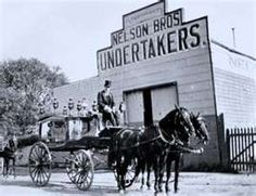 19th Century Undertakers.
