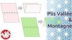 """Si vous débutez en Origami, cette vidéo est faite pour vous: vous allez apprendre à quoi ressemblent  les plis de base """"vallée"""" et """"montagne"""" - et surtout comment les plier !  On retrouve ces plis dans tous les diagrammes d'origami, il est donc important de les maitriser.  Pour encore plus de vidéos, photos et tutoriels, venez nous visiter sur http://www.senbazuru.fr !"""