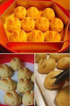 Bread bunnies