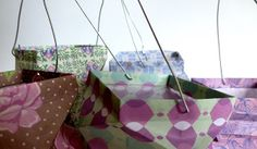 Franciens haakwerk: Paper Lantern/papieren lantaarn