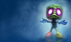 Amumu~~ League of legends