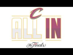 ALL IN: This NEW Cavs Finals Hype Video Will Make Your Jaw Drop